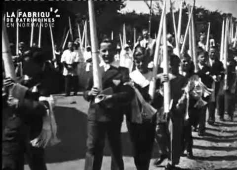 1942, la communion de Jean