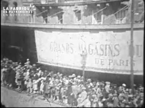 1929, Le Havre