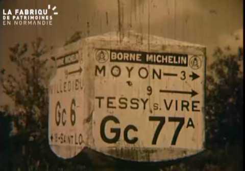 1945-1946, Moyon