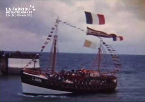 Fête de la mer à Port-en-Bessin