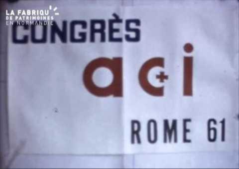 Congrès à Rome