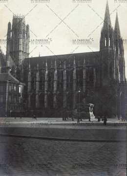 Abbaye Saint-Ouen, Rouen