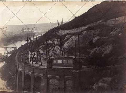 Le tramway de Bonsecours