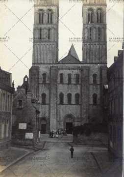 Caen, abbaye aux Hommes
