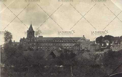 Caen, abbaye aux Dames