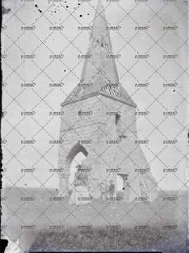 Monument proche de Dieppe