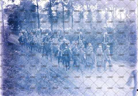 Grande Guerre, prisonniers allemands