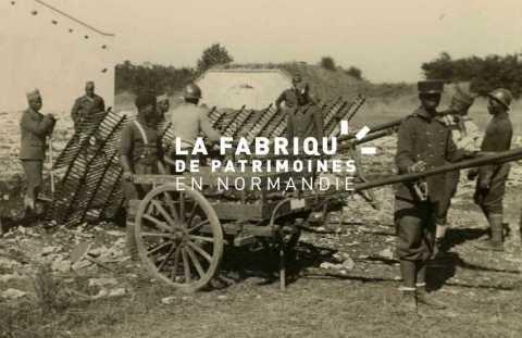 Prisonniers français issus des troupes coloniales au travail
