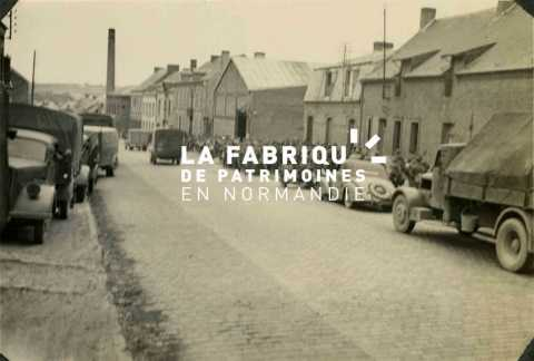 Retour des civils à Rouen.