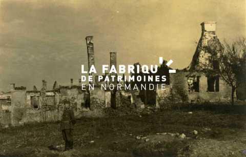 Habitations en ruines