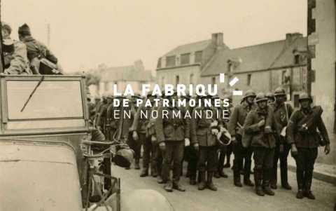 Groupe de prisonniers de guerre français