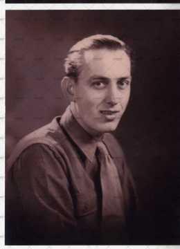 Portrait d'un soldat