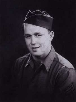 Portrait d'un caporal américain