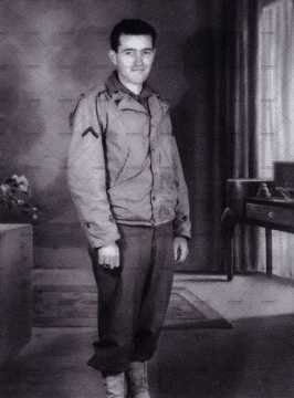 Portrait d'un soldat américain (private)