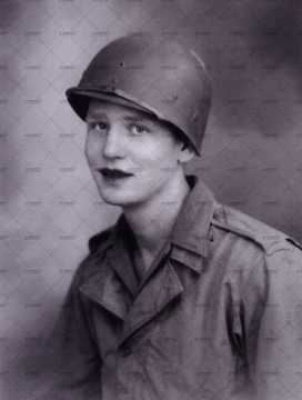 Soldat, américaine