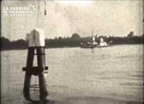 1930, Caudebec