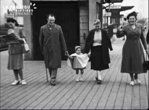 1948, vacances
