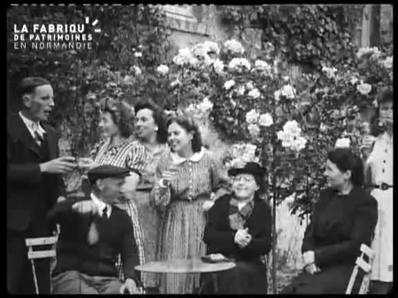 1943, Anneville-en-Saire