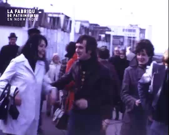 1974, Luc-sur-Mer