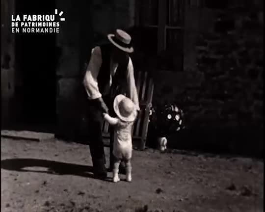 1939, premiers pas à la campagne
