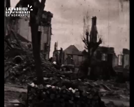 Ruines d'Argentan (Les)