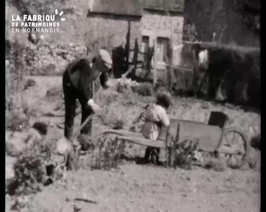 Jardinage à la Bellière