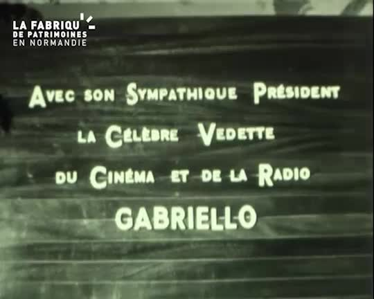1950, Sainte-Barbe