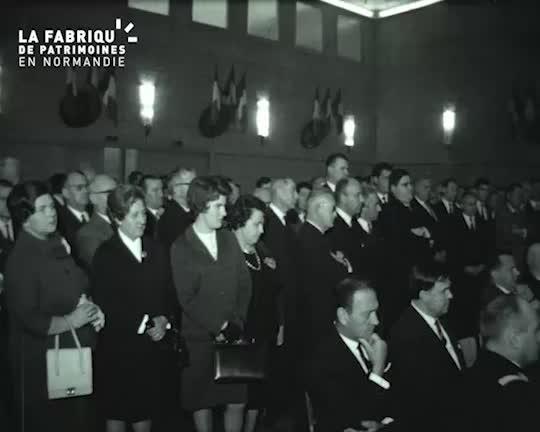 1966, remise de la légion d'honneur