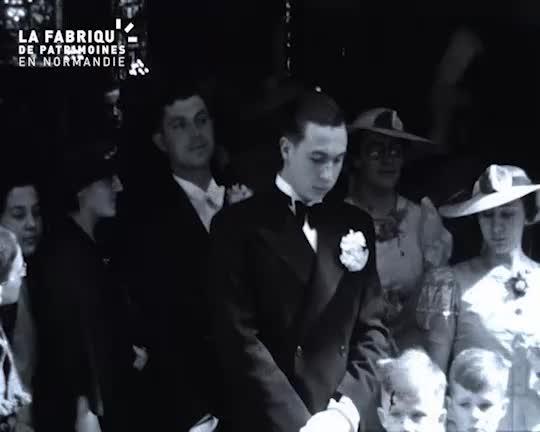 1937, mariage