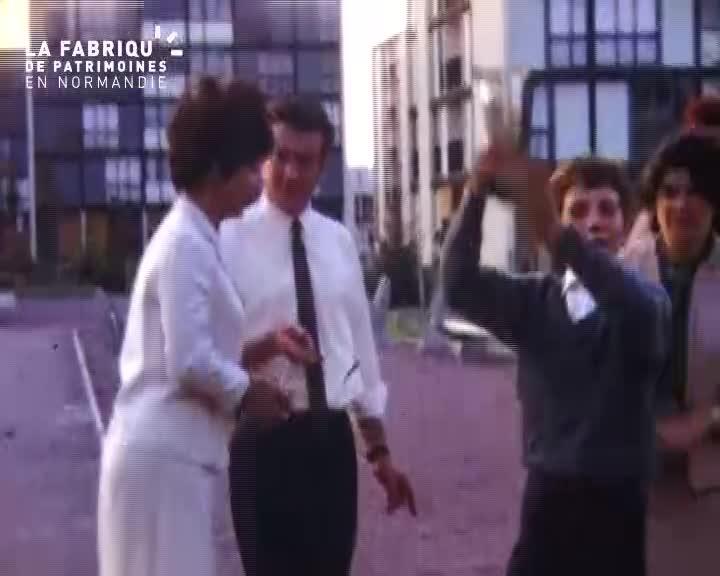 Années soixante-dix, film de famille