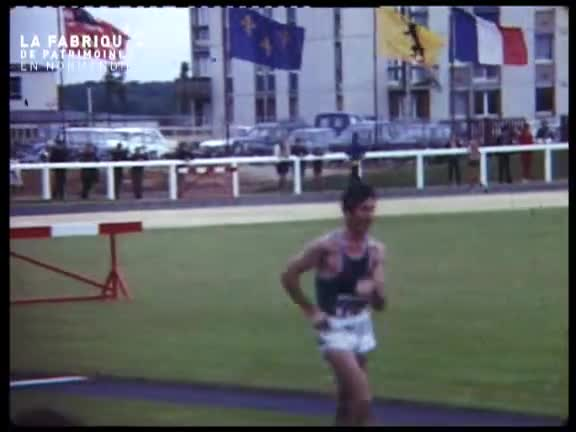 1966,  meeting d'athlétisme