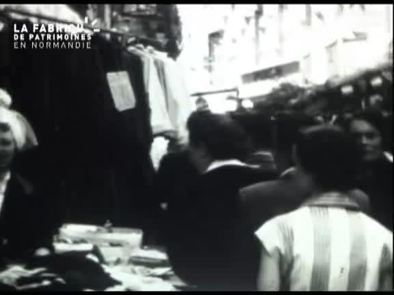 1955, grande braderie
