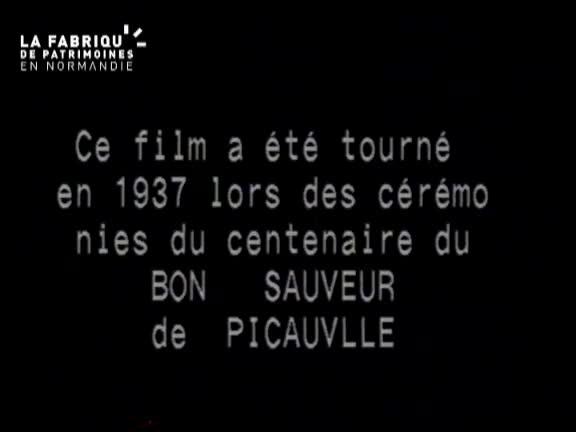 Fête du centenaire, hôpital psychatrique de Picauville