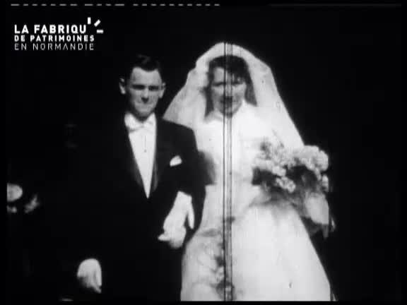 Mariage de Louis Bourdin
