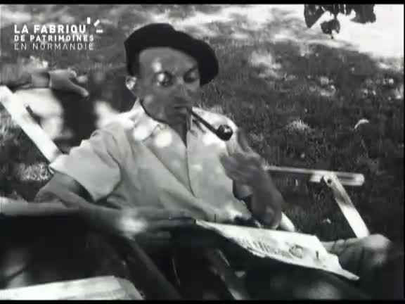 Vie de famille en 1948