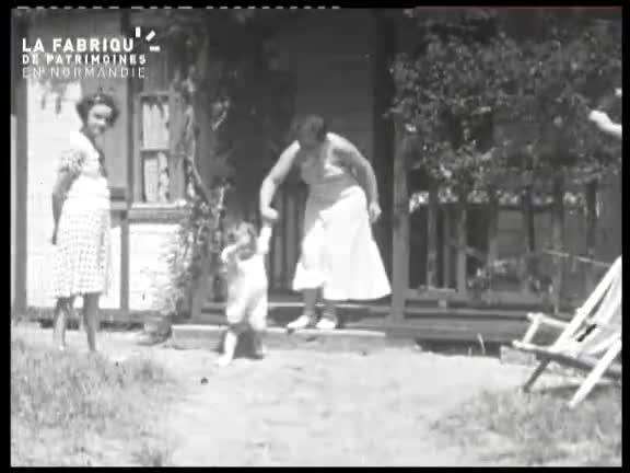1936, enfance à Ouistreham