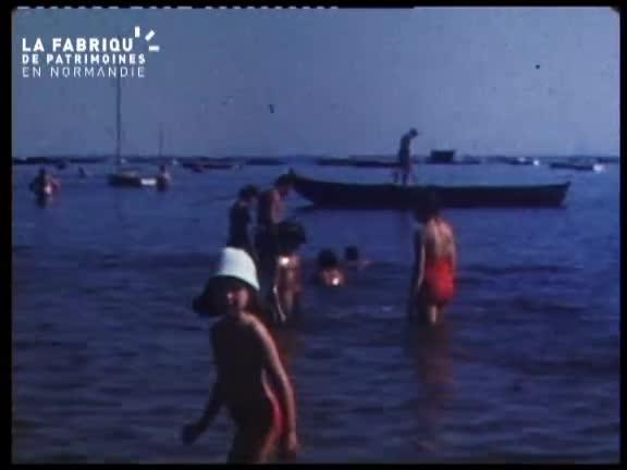 Vacances à la fin des années cinquante