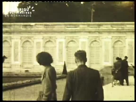 1945, Versailles et Paris
