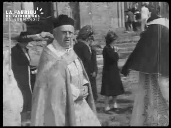 Communion en 1945