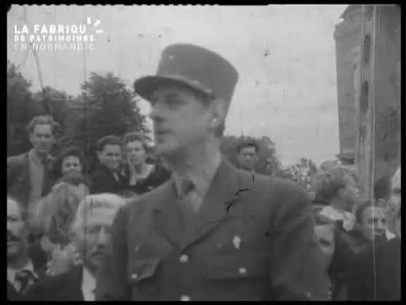 Général de Gaulle à Sourdeval (Le)