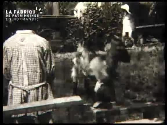 1932, fête à l'université de Caen
