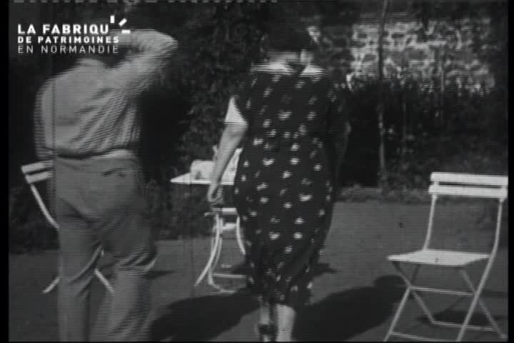 Réunion de famille en 1939