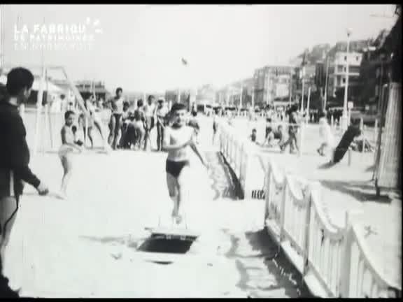1957, circuit les Essarts