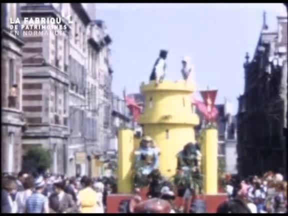1960, Caen