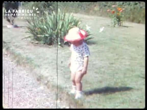 1961-1968, l'enfance de Christine