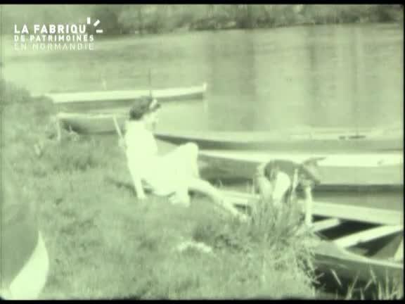 1951, en famille