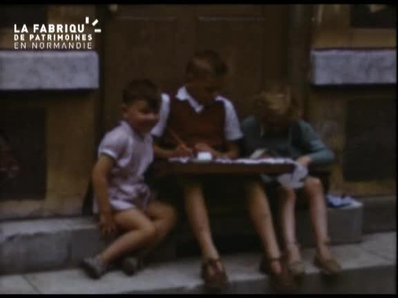 1952, Bagnoles de l'Orne