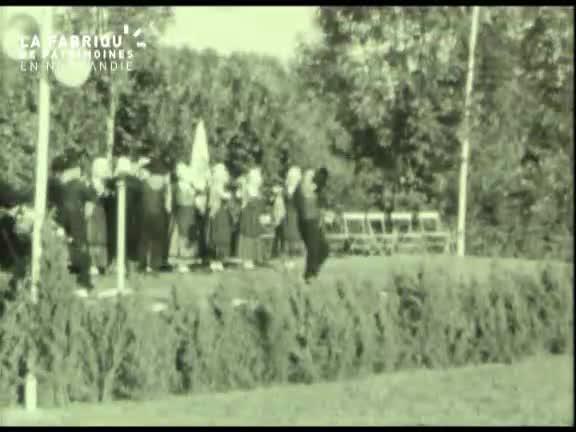 1955, en famille