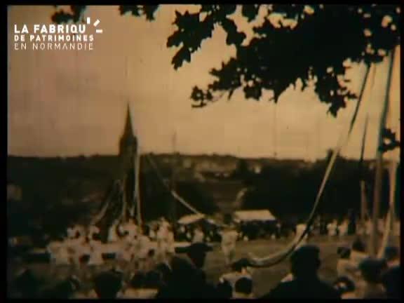 Après-guerre dans la Manche