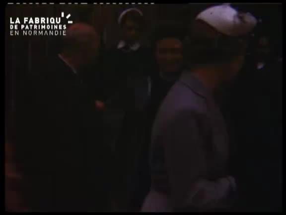 1952, baptême à Deauville